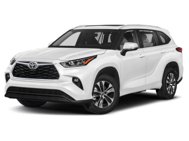 2022 Toyota Highlander XLE for sale in Gaithersburg, MD