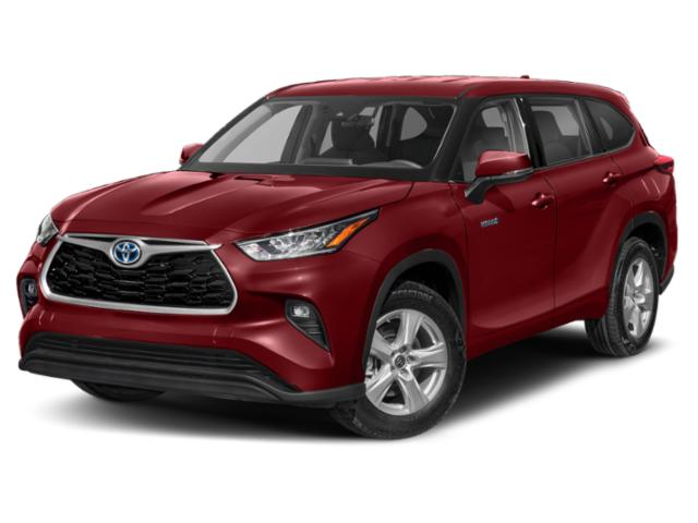 2022 Toyota Highlander Hybrid XLE for sale in Auburn, WA