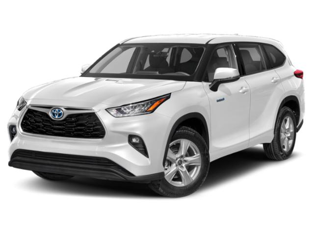 2022 Toyota Highlander Hybrid XLE for sale in Leesburg, VA
