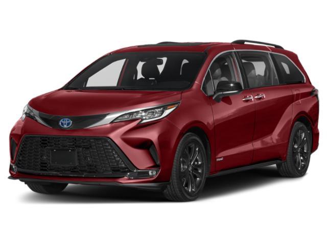 2022 Toyota Sienna XSE for sale in Alexandria, VA