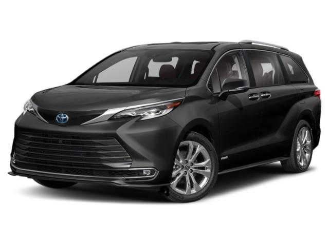 2022 Toyota Sienna Platinum for sale in Cookeville, TN