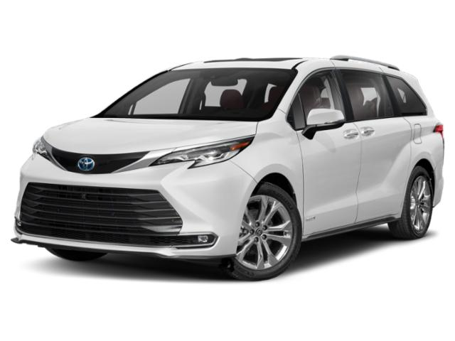 2022 Toyota Sienna Platinum for sale in Alexandria, VA