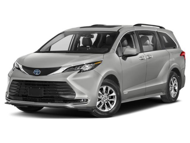 2022 Toyota Sienna XLE for sale in Tulsa, OK