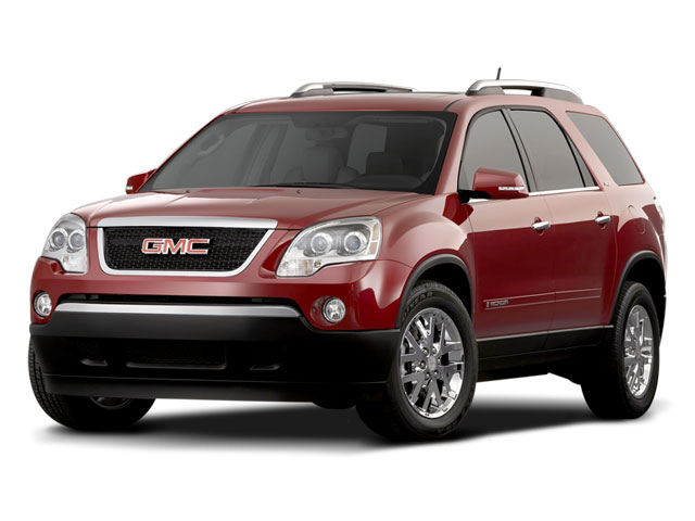 2008 GMC Acadia SLT2 for sale in Twin Falls, ID
