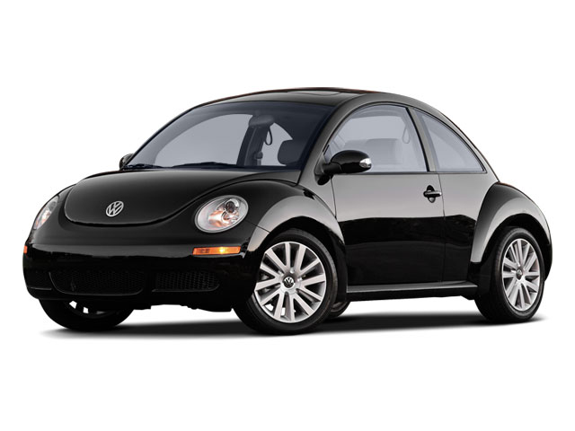 2009 Volkswagen New Beetle Coupe S for sale in Houston, TX
