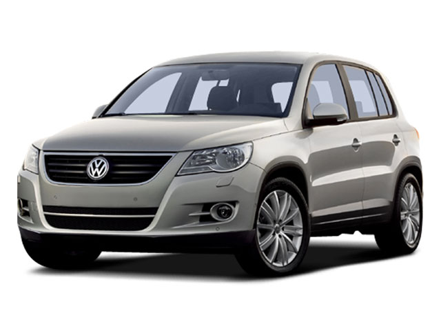 2009 Volkswagen Tiguan SEL for sale in Fairfax, VA