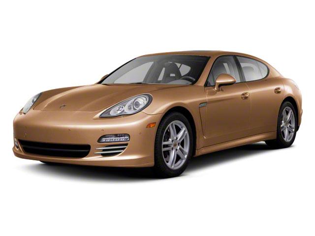 2012 Porsche Panamera Turbo for sale in Irvine, CA