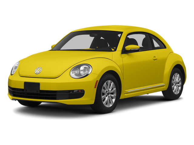 2013 Volkswagen Beetle 2.5L Entry PZEV for sale in MATTESON, IL