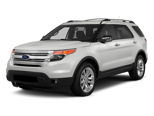 certified 2015 Ford Explorer XLT