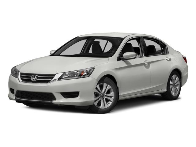 certified 2015 Honda Accord Sedan LX