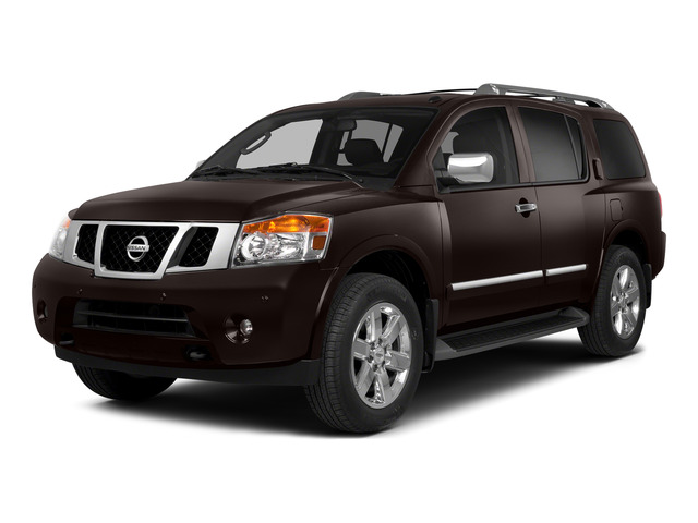 2015 Nissan Armada SL for sale in Granbury, TX