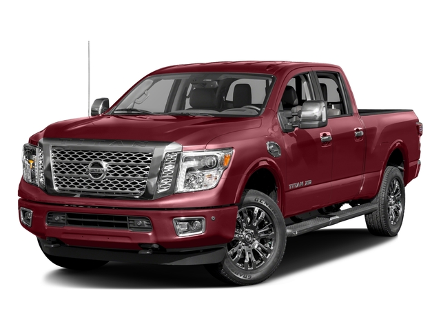 2016 Nissan Titan XD Platinum Reserve for sale in Temple Hills, MD
