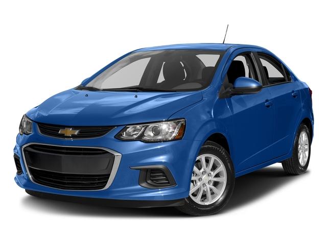 2017 Chevrolet Sonic LS for sale in El Paso, TX