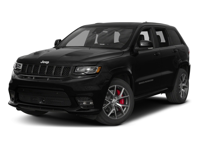 2017 Jeep Grand Cherokee SRT for sale in Conroe, TX