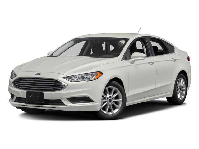 certified 2018 Ford Fusion SE