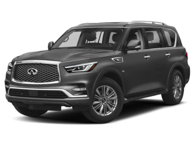 2019 INFINITI QX80 LUXE for sale in Houston, TX