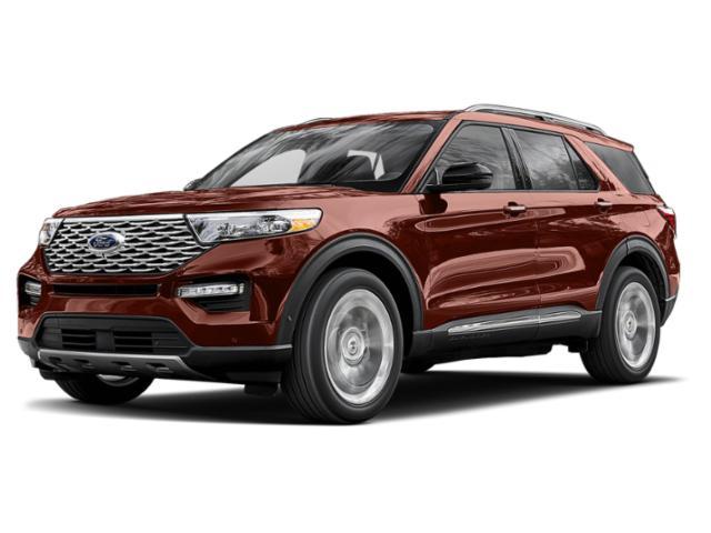 used 2020 Ford Explorer XLT
