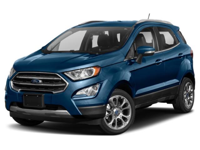 2020 Ford EcoSport Titanium for sale in Lake City, FL