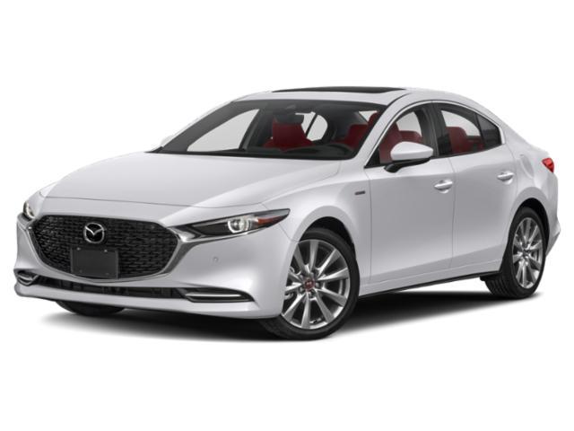new 2021 Mazda Mazda3 Preferred Package