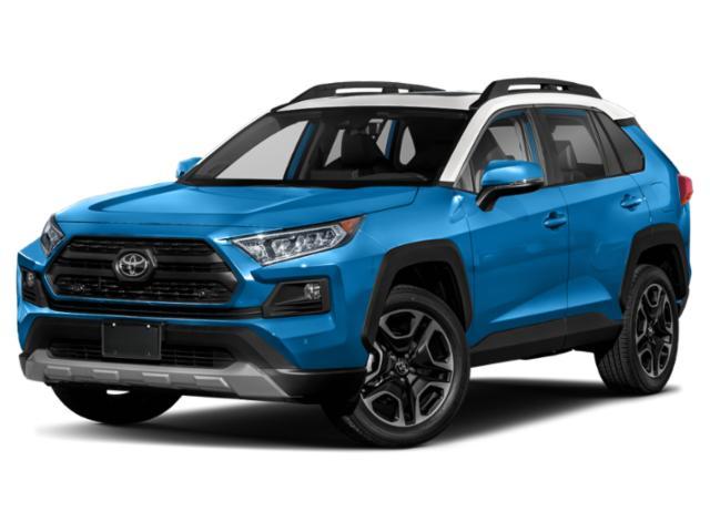2021 Toyota RAV4 LE for sale in Marina del Rey, CA