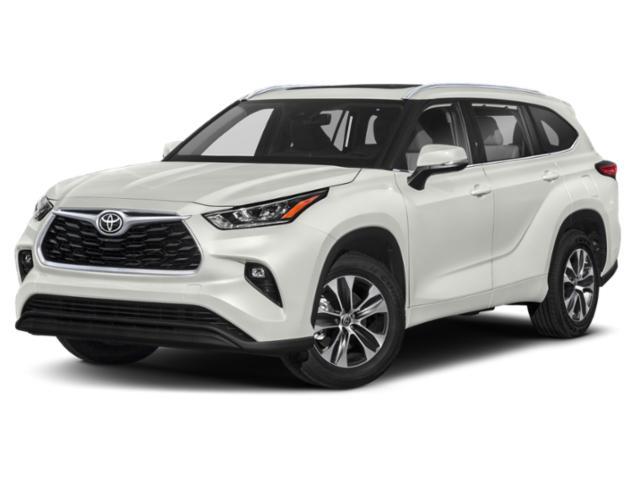 2021 Toyota Highlander XLE for sale in Dallas, TX