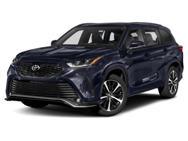 2021 Toyota Highlander XSE for sale in Burlington, NC