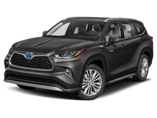 2021 Toyota Highlander Hybrid Platinum for sale in Dallas, TX