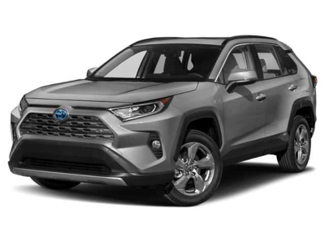 2021 Toyota RAV4 Hybrid Limited for sale in Tacoma, WA