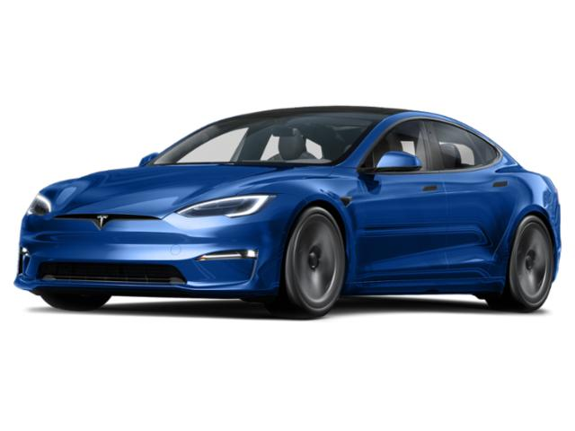 2021 Tesla Model S Plaid [0]