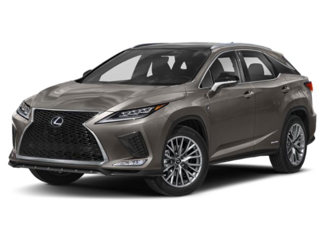 2022 Lexus RX RX 450h F SPORT Handling for sale in Silver Spring, MD