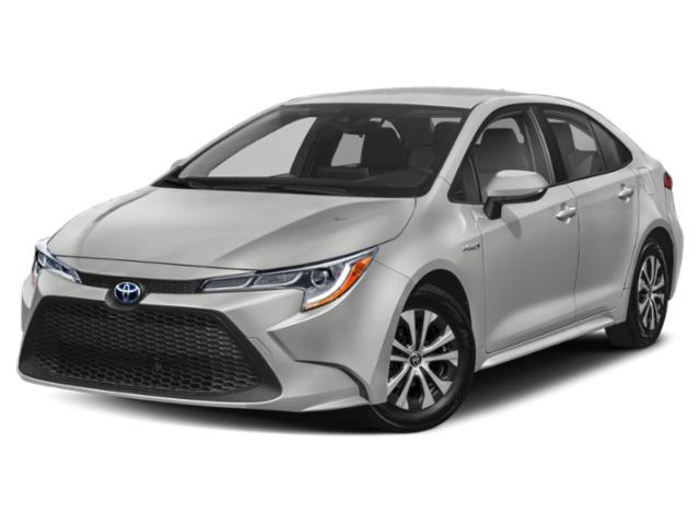 2022 Toyota Corolla Hybrid LE [7]