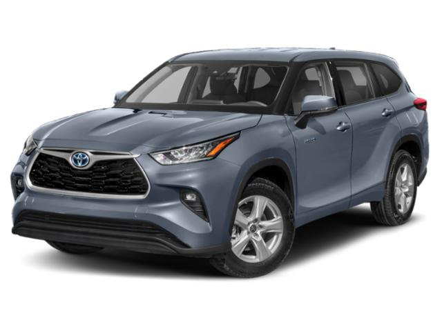 2022 Toyota Highlander Hybrid XLE for sale in Fairfax, VA