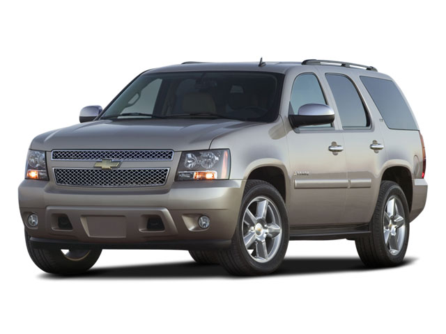 2008 Chevrolet Tahoe LT w/3LT [1]