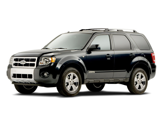 2008 Ford Escape XLT [1]