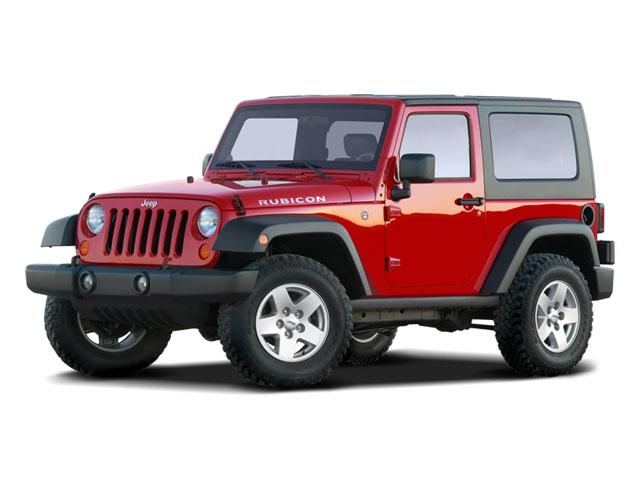 2008 Jeep Wrangler X [0]