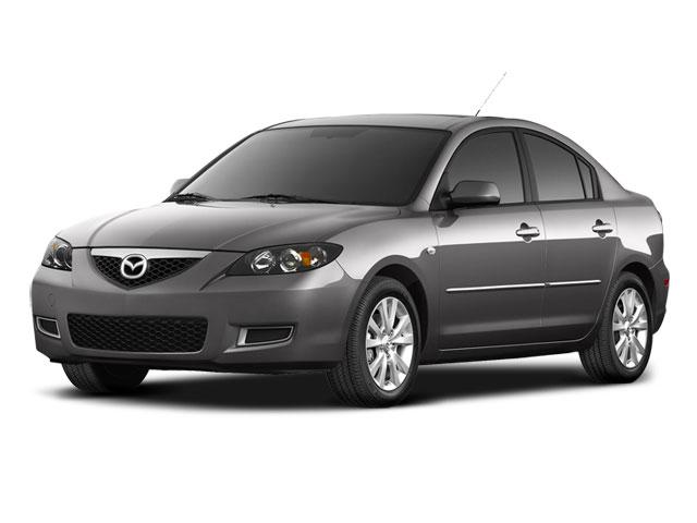 2008 Mazda Mazda3 I SPORT 4dr Car Cary NC