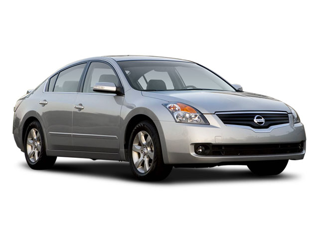 2008 Nissan Altima 3.5 SE 4dr Car Slide