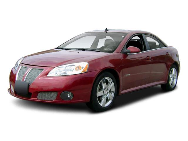 2008 Pontiac G6 4dr Sdn [1]