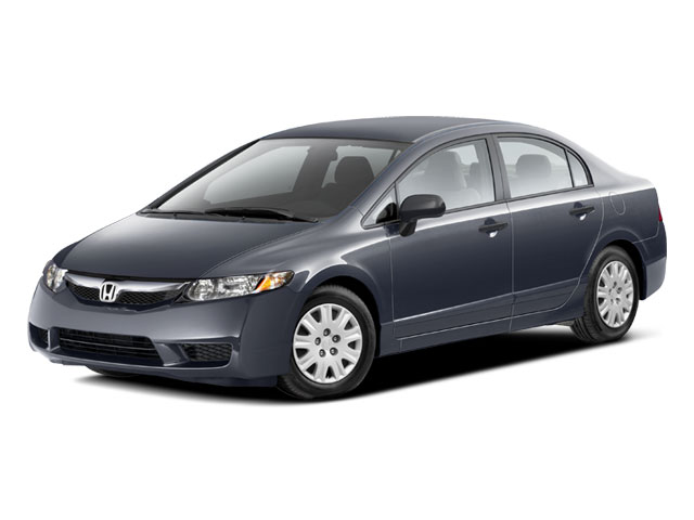 2009 Honda Civic Sdn DX-VP [3]