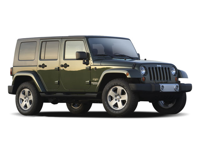 2009 Jeep Wrangler Unlimited X [0]
