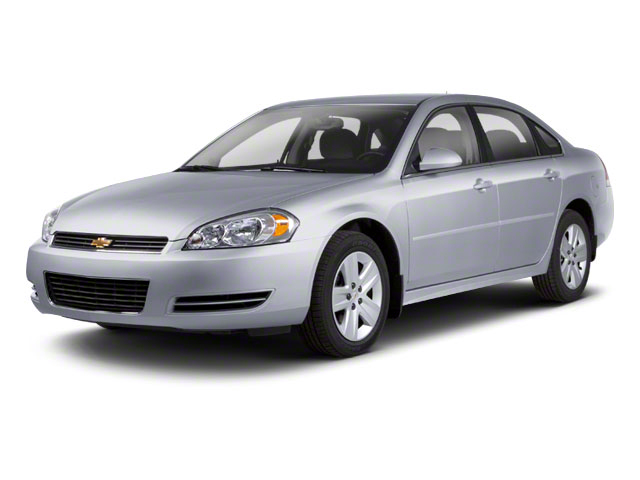 2010 Chevrolet Impala LT 4D Sedan Greensboro NC