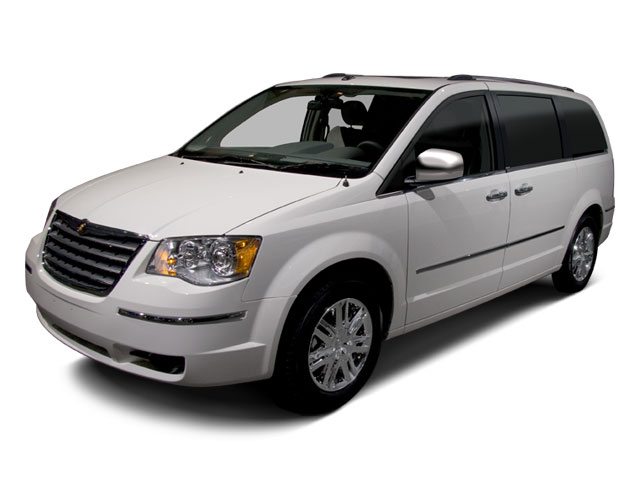 2010 Chrysler Town & Country Touring [19]