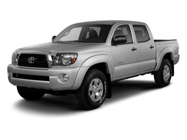 2010 Toyota Tacoma 4WD DOUBLE V6 AT (NATL) Short Bed Norwood MA