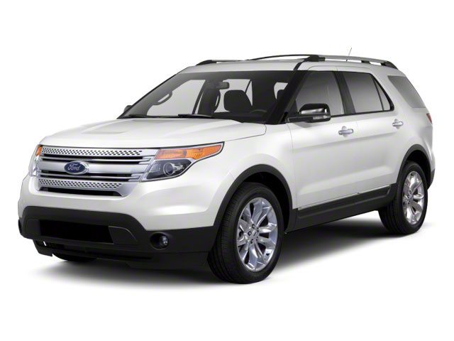 2011 Ford Explorer XLT [0]