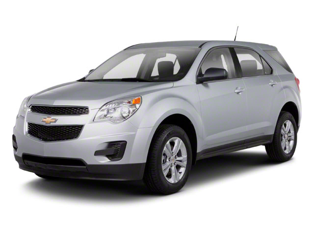 2012 Chevrolet Equinox LT w/1LT [1]