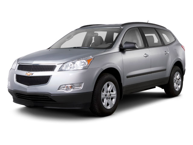 2012 Chevrolet Traverse LT W/2LT Sport Utility