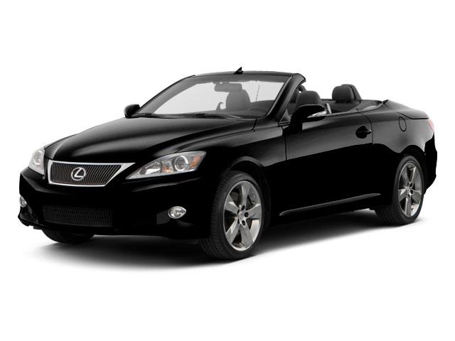 2012 Lexus Is 250C 2dr Conv Auto [4]