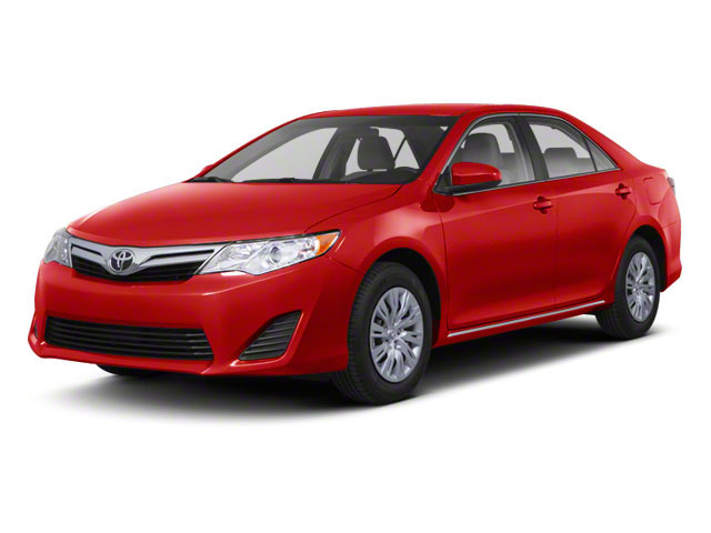 2012 Toyota Camry LE [1]