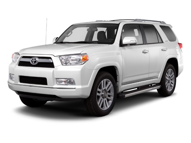 2013 Toyota 4Runner Limited [1]
