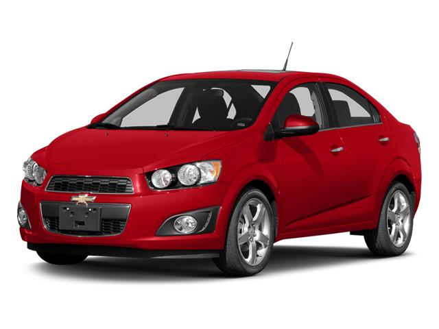 2014 Chevrolet Sonic LT [2]